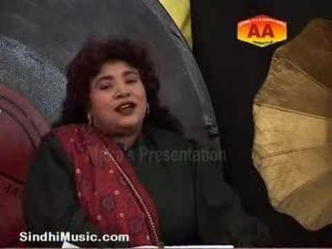 Muhtram Samina Sahiba Sings Mohammad Qasim Maka