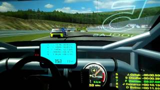 Race2Play - Renault Clio - Spa Francorchamps