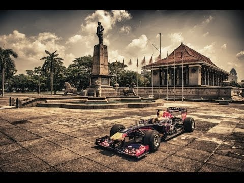 Red Bull Show Run 2013 Sri Lanka - Action Clip