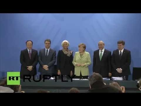 Germany: Referendum in the Donetsk and Lugansk illegal - Merkel
