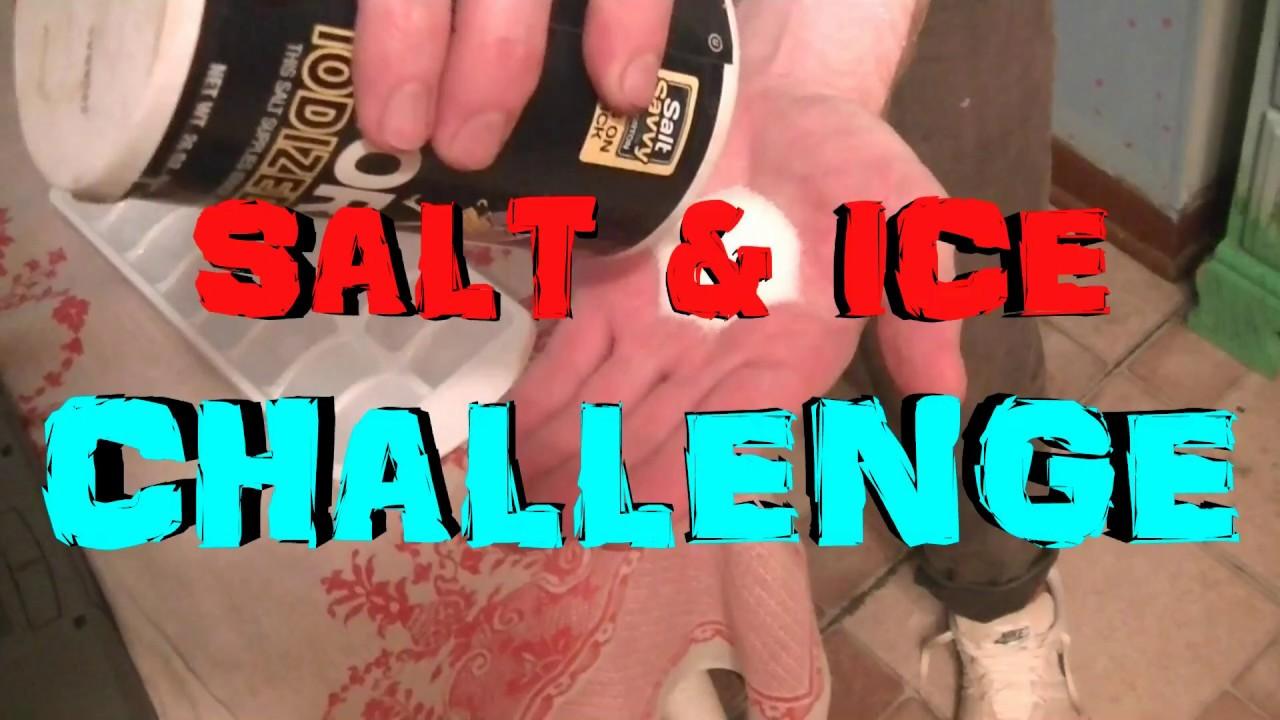 Salt And Ice Challenge Pictures Salt And Ice Challenge
