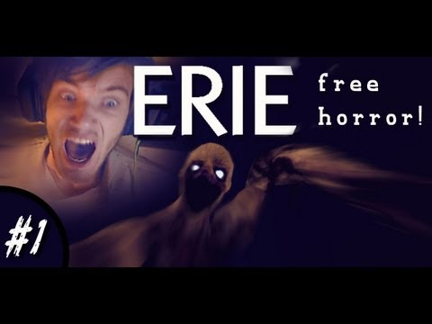 Awesome New Free Horror Game! - Erie: Part 1 - Let's Play (+download Link) video