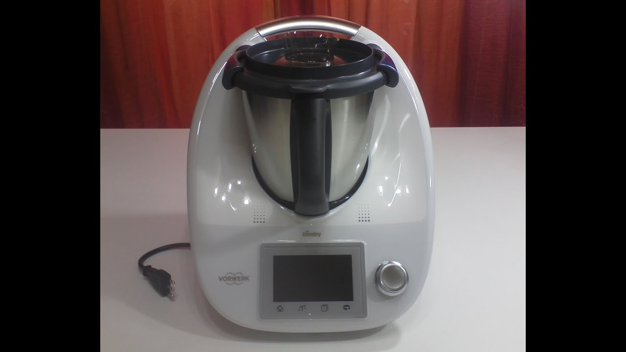 Bimby TM5 Unboxing (thermomix) - Ricette Bimby - YouTube