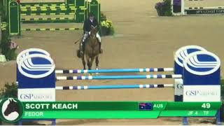 Scott Keach and Fedor Tryon CSI5*