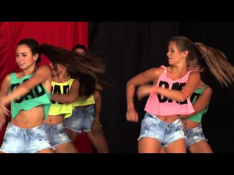 Coreografía Don't Stop The Party De Pitbull   Tkm video