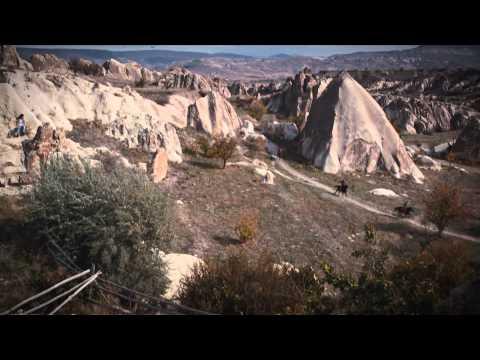 Güray Müze ve Güray Çömlekçilik'in de çekimlerine katkıda bulunduğu Kapadokya tanıtım filmi