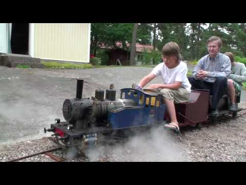 Live Steam Kid in HD