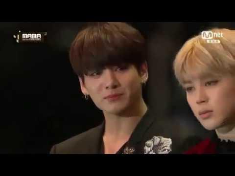 BTS Evento MAMA reaccion