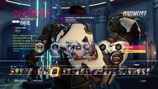 Overwatch Season 16 Gameplay Live Stream (Invite Me)