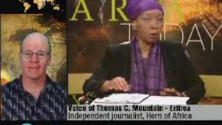 Selam Kidan an Eritrean human rights activist  Africa Today Press TV  Part 3