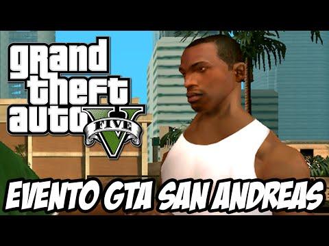 GTA V 10 anos de GTA San Andreas Evento DUPLO RP e DUPLO DINHEIRO