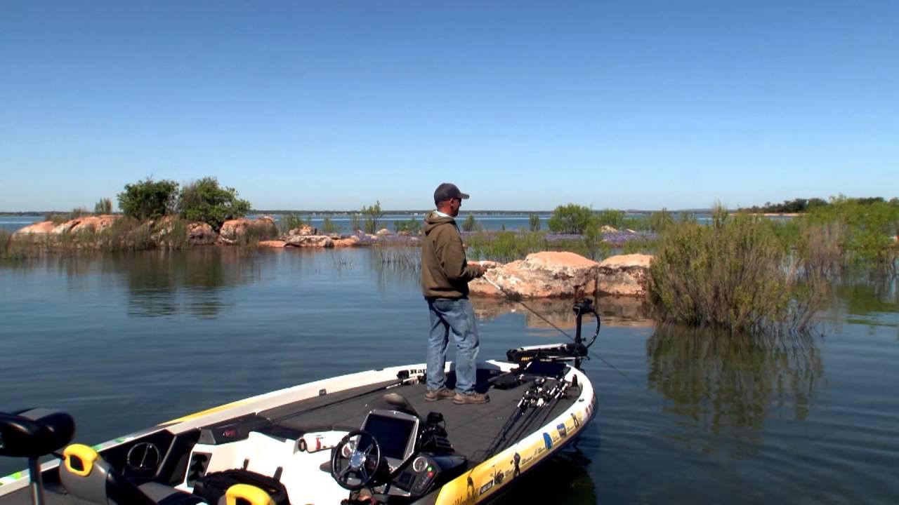 Fishing top water at lake buchanan fishing media for Lake buchanan fishing