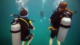Scuba Diving in Koh Tao - Twins