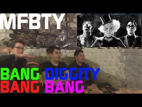 Mfbty - Bang Diggy Bang Bang Music Video Reaction, Non-kpop Fan Reaction [hd] video
