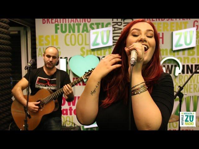 Feli & The TM Groove - Cry Me a River (Live la Radio ZU)