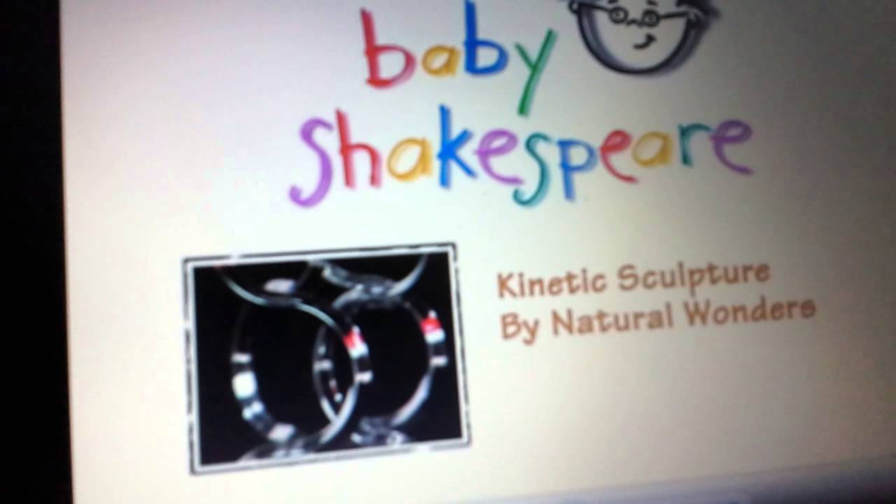my own baby shakespeare toy chest - YouTube