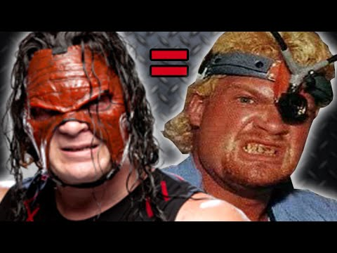 Top 10 Main Event Wrestlers With Goofy Debuts (WWE, NXT, WCW, ECW, TNA and more)