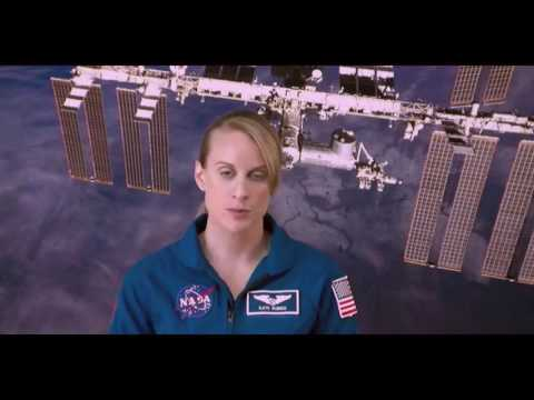 Dr. Kate Rubins talks about getting ready for space station