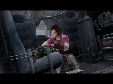 THE LAST OF US - DLC: LEFT BEHIND: EL SECRETO DE ELLIE,SALSEO! #3