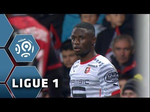 EA Guingamp - Stade Rennais FC (0-1)  - Résumé - (EAG - SRFC) / 2014-15
