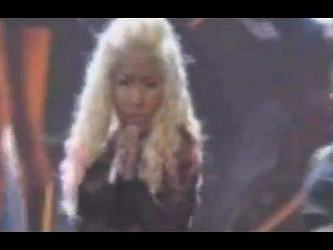 Nicki Minaj Bet Awards 2012
