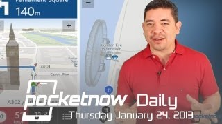 Galaxy Note 8 Photos, Apple And Nokia Results, Windows RT Updates & More - Pocketnow Daily