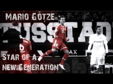 Mario Götze - Star of a new Generation - 2013/2014