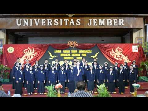 PSM Fakultas Hukum Universitas Jember (LPSAF 2017) - Hymne Universitas Jember