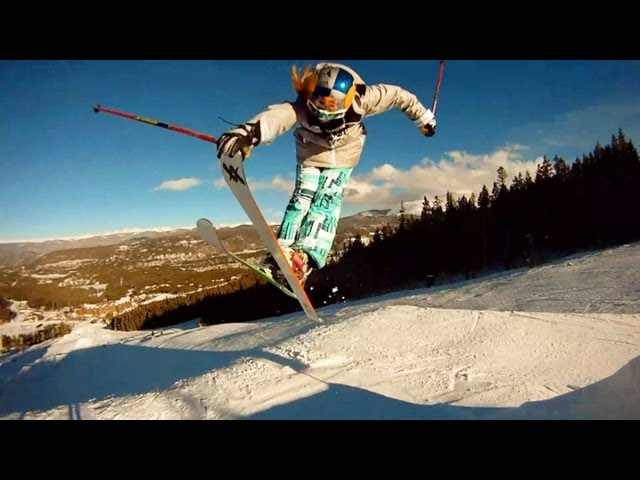 GoPro HD: Skiing with the Girls in Breckenridge