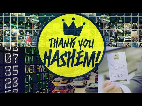 THANK YOU HASHEM   JOEY NEWCOMB ft. Moshe Storch (Official Music Video) @tyhashem