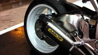 2011 Honda CBR1000RR HRC for Arrow Full System Exhaust