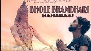MAHARAAJ   BHOLE BHANDAARI   PROD. BY DJ MANISH   OFFICIAL MUSIC VIDEO   HIP-HOP MAFIA   2018