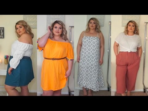 Spring/Vacation Plus Size Try-On Haul