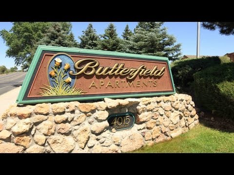 Butterfield Apartments Video Tour Flagstaff AZ
