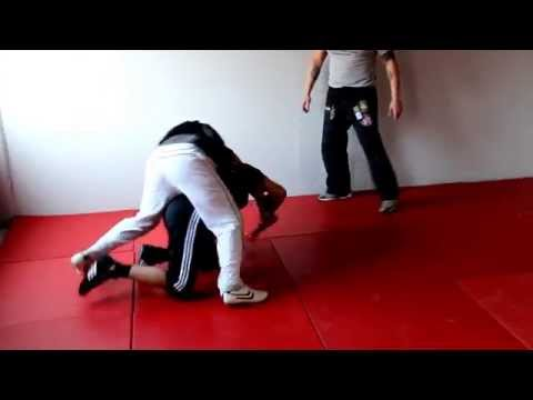 Knife training for reality with Krav Maga Street Defence Image 1