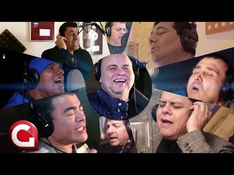 KARAOKE Con Musica Romántica   Guardianes Del Amor y La Hermandad Grupera