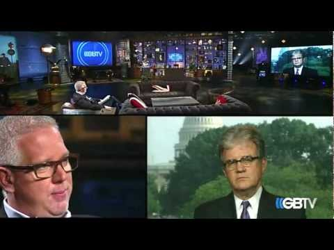 The Debt Bomb book Glenn Beck w/ Senator Tom Coburn on GBTV Stop Washington from Bankrupting America