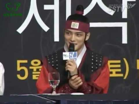 120517 SSTV - Dr.Jin PressConference JYJ Jaejoong Cut