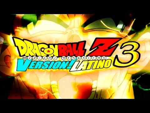 Dragon Ball Z Budokai Tenkaichi 3 Versión Latino Final [Opening]