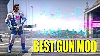 GTA 5 - THE BEST GUN MOD!