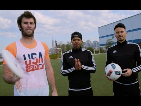 EPIC CROSSBAR CHALLENGE | Brodie Smith vs. F2Freestylers