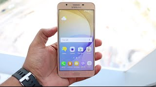 Samsung Galaxy J7 Prime Hands on, Camera, Features