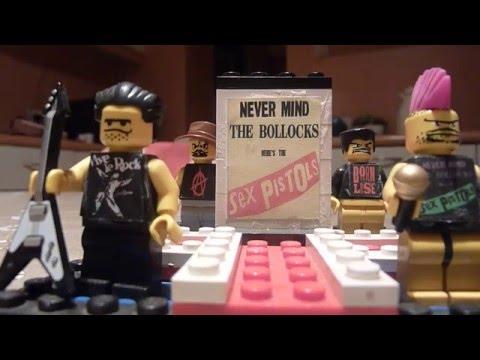 Lego Sex Pistols custom