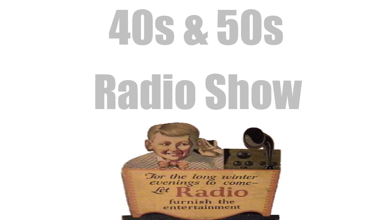 Radio 1950s Music Music Radio Shows in 1940