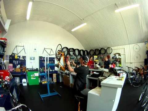 Lunar Cycles London bike shop near Kentish Town and Camden