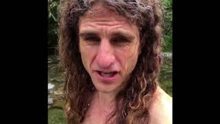 Cucumber Stash, River, Gypsy Friend, & Vilcabamba Town Center w/Raw Food DIet Pioneer