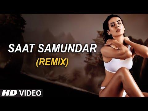 Saat Samundar Paar (CLUB MiX) - DJ SAAHIL ARYA   HARSHIL PALSANA...