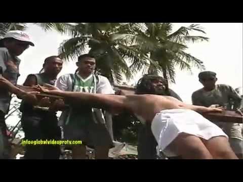 CRUCIFIXION, CEBU, PHILIPPINES clip.avi