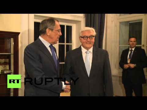 Austria: Lavrov meets Kerry on Iran nuclear talk sidelines