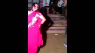 Nisir gaye holud dance shariatpur 2016